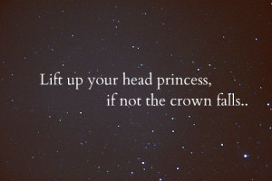 Princess #Princess quote #Quote #quotes