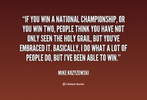 Inspirational Championship Quotes