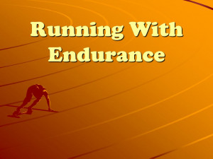 Endurance Quotes Running Running With Endurance