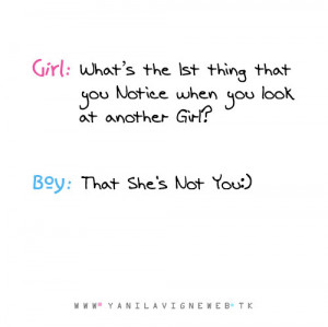 boy, cute, girl, love, quote, quotes, sweet