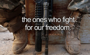 fight freedom military