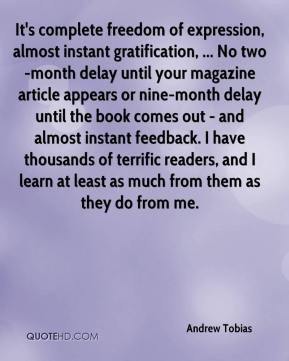 Quotes About Instant Gratification
