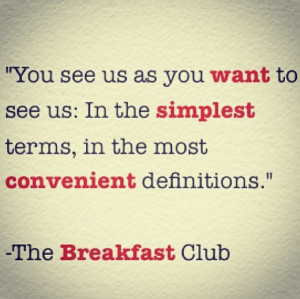 Buff Up Your Life With These 22 Life Changing #Breakfast #Club #Quotes