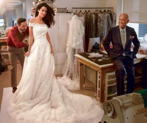 Amal Clooney Wedding Dress