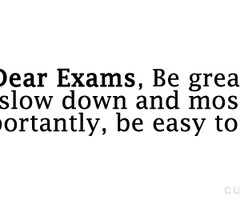 Quotes For > Exam Quotes Funny T...