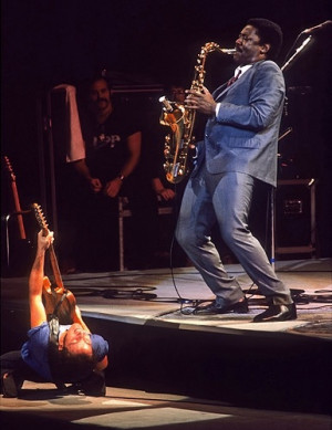 Remembering Clarence Clemons, a.k.a. The Big Man 1 year after his ...