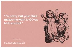 Birth Control OD