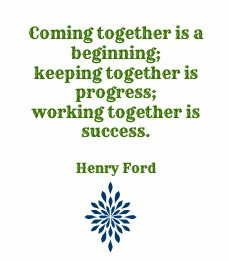funny quotes about working together