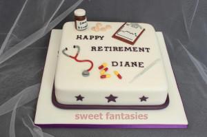 Nurse Retirement Cake Ideas http://www.cakechooser.com/825/nurses ...