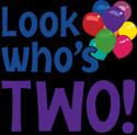 Happy 2nd Birthday, Tripp Easton Johnston !!!