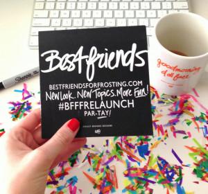 Blog Talk // #BFFFRELAUNCH INSTAGRAM PARTY