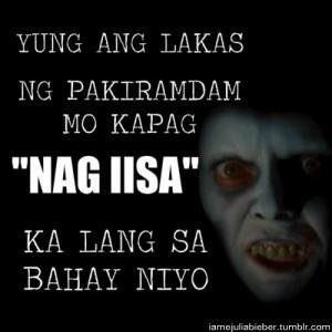 takot # nag iisa # pinoy quotes # tagalog quotes # pakiramdam ...
