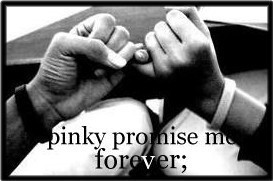 Pinky Promise Clipart