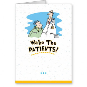Funny Get Well Card