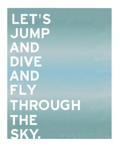 Skydiving Print Parasailing Hang Gliding Poster Bungee Jumping Art ...