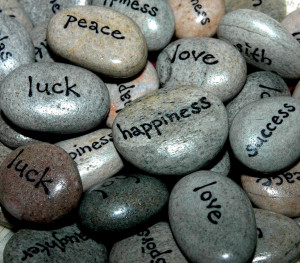 peace, happiness, love, success – are what so many of us often wish ...