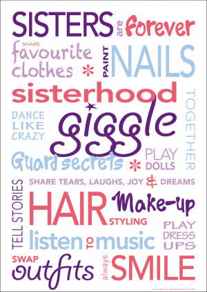 Sisters Forever Quotes Sisters forever - viewing