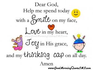 morning prayer hindi english and quotes wallpaper daily prayer quotes ...