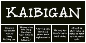Kaibigan Quotes