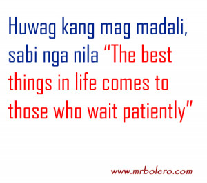 Tagalog Sad Love Quotes For Him