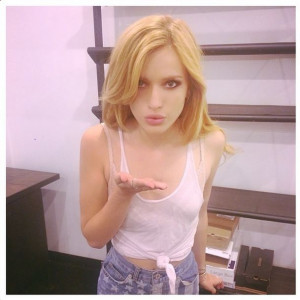 Bella Thorne Instagram 2014