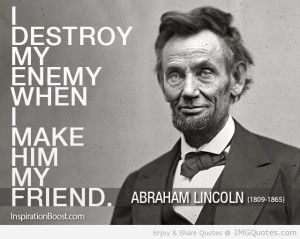 Famous Quotes From Abraham Lincoln 3 | Dani Barretto Website