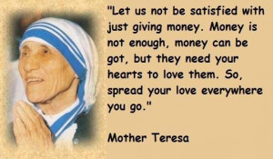 related pictures mother teresa friendship quotes famous people sayings