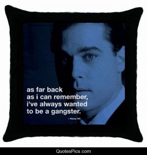 famous quotes gangster movies