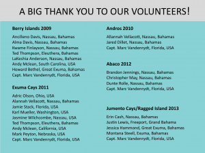 Volunteers » website volunteer thank you