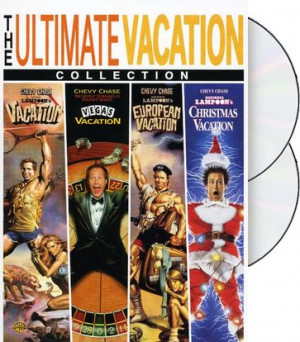 National Lampoon's Ultimate Vacation Collection (Vacation / Vegas ...