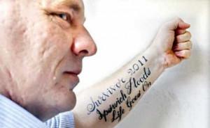Symbol Tattoo Survivor Quotes Child Abuse picture