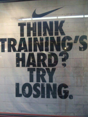 think-training-is-hard-quote
