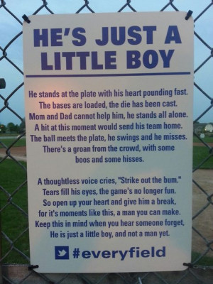 How a Poem Spread To 1,500 Baseball Fields