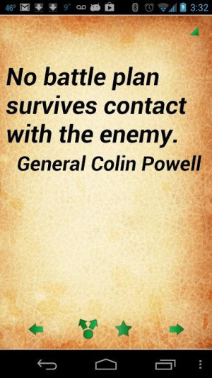 Military Quotes Screenshot 1