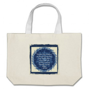 Rumi sayings and quotes about WONDERS Canvas Bags