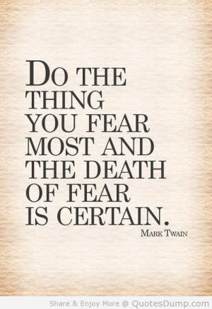 10 Encouraging Fear Quotes to Take On the New Year