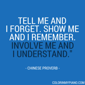 Chinese Proverb Exercises - 4