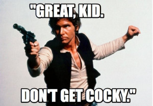 Harrison Ford Movie Quotes