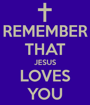 ... Greetings Card & Wallpapers Free: Valentine's Day Jesus Loves You