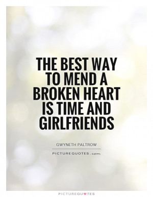 Broken Heart Quotes Time Quotes Girlfriend Quotes Healing Quotes ...