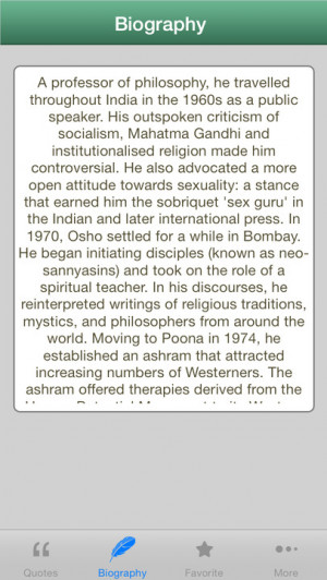 Osho Quotes ~ Spirituality, Mysticism, Politics, Living, Life and Love ...