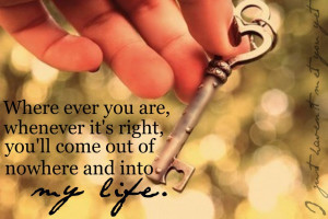 buble just haven t met you yet where ever you are photo lyrics edit ...