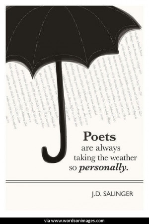 Quotes by poets