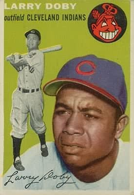 Larry Doby, Cleveland Indians: Cleveland Indian