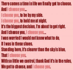 Choose You - Andy Grammer