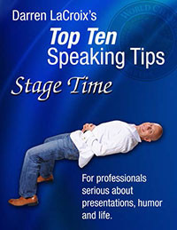 Get instant tools & tips from the World Champion of Public Speaking
