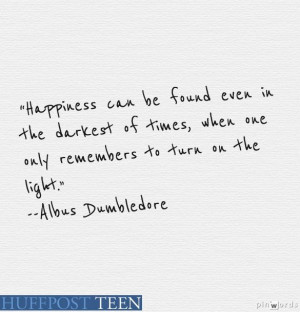 Harry Potter' Quotes: 10 Comforting Words Of Wisdom From Albus ...