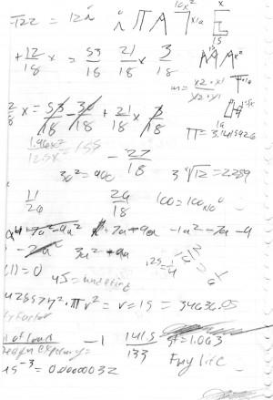 Hate Math Quotes Размещенное изображение