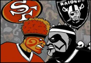 49ers vs Raiders!?