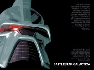 Battlestar Galactica - Old Red Jalopy